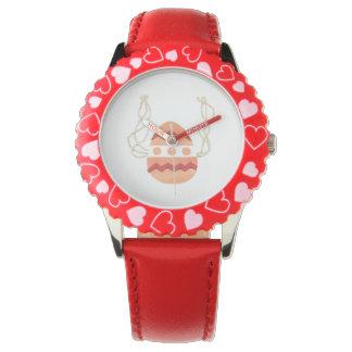 よくはしゃぐなイースターエッグの子供の腕時計 腕時計