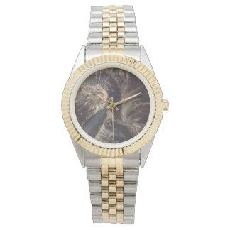 よくはしゃぐなデーブ2の調子のブレスレットの腕時計 腕時計