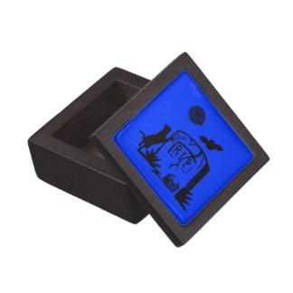 よくはしゃぐな黒猫の記念品箱 ギフトボックス