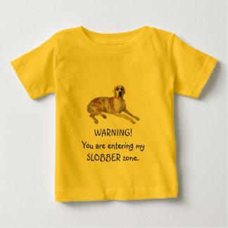 よだれの地帯 ベビーTシャツ