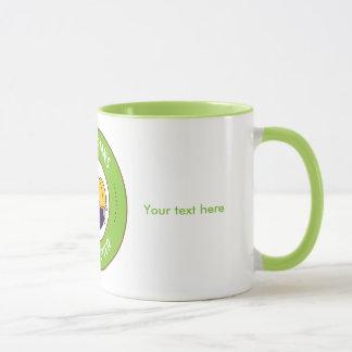 よのベジタリアンの好み マグカップ