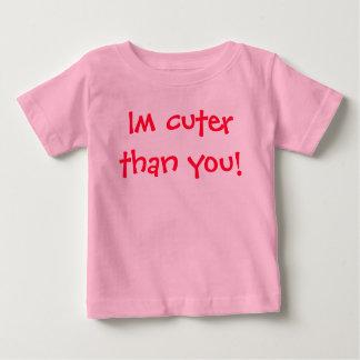 よりかわいいIm! ベビーTシャツ