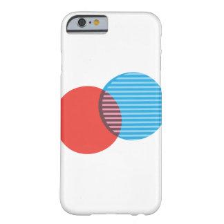 よりよい部屋のロゴを作って下さい BARELY THERE iPhone 6 ケース