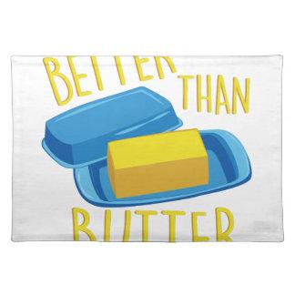よりバターをつけますよくして下さい ランチョンマット