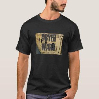 より乾燥した戦争 Tシャツ