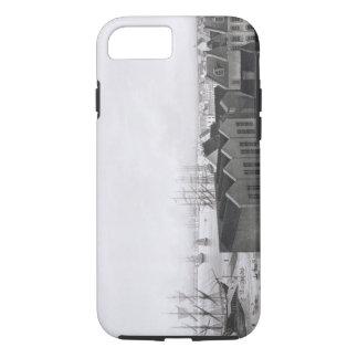 より低い綿Prから取られるニュー・オーリンズの眺め iPhone 8/7ケース