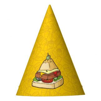 より健康な食糧ピラミッド パーティーハット