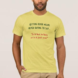 より古くなること- Tシャツ