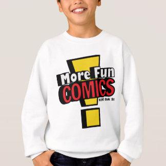 より多くのおもしろいの漫画 スウェットシャツ