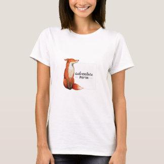 より多くの孤を冒険して下さい Tシャツ