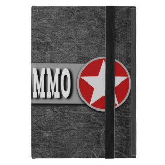 より多くの弾薬おもしろいな弾薬星のロゴを買って下さい iPad MINI ケース