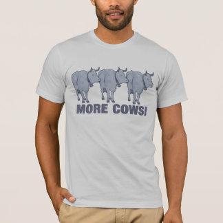 より多くの牛! Tシャツ