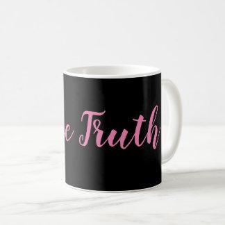 より多くの真実のマグ コーヒーマグカップ