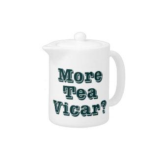 より多くの茶教区牧師か。