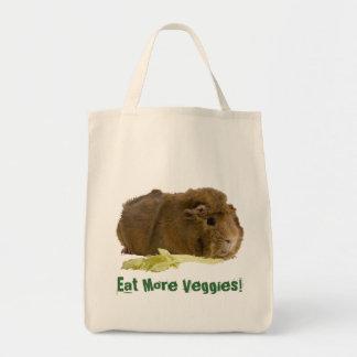 より多くの野菜を食べて下さい! トートバッグ