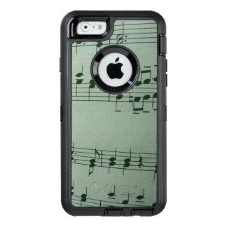 より多くの音楽を必要として下さい オッターボックスディフェンダーiPhoneケース