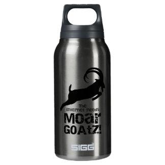 より多くのGoatz 2 断熱ウォーターボトル