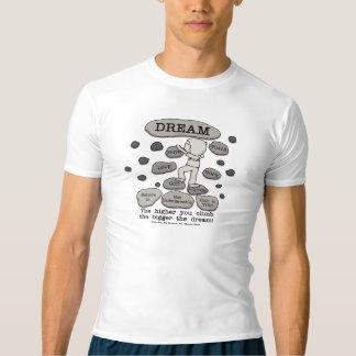 より大きい夢 Tシャツ