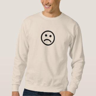 より少なく悲しく悲しいスエットシャツ スウェットシャツ