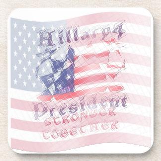 より強い一緒に米国ヒラリー4の大統領American コースター