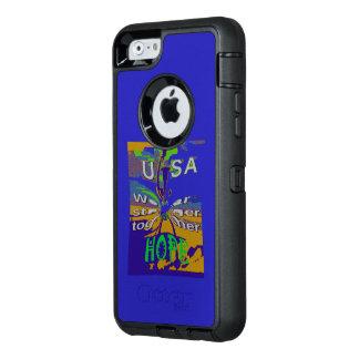 より強い米国のための最も最高のな希望一緒に オッターボックスディフェンダーiPhoneケース