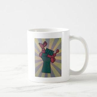 より手への力!  コーヒー・マグ コーヒーマグカップ
