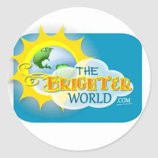 より明るい世界の商品 ラウンドシール