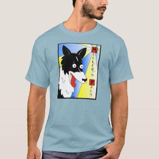 より柔和な友達の大きい前部イメージ Tシャツ