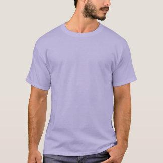 より柔和な友達の大きい背部イメージのTシャツ Tシャツ