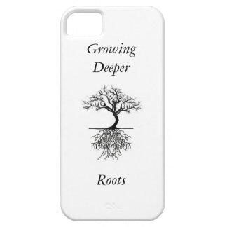 より深い根の箱 iPhone SE/5/5s ケース