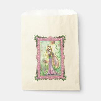 より素晴らしいギフトの母および赤ん坊の妖精のファンタジーの芸術無し フェイバーバッグ
