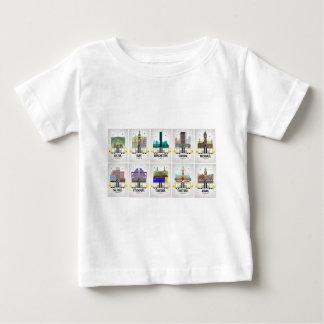 より素晴らしいマンチェスター ベビーTシャツ