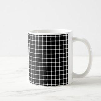より素晴らしい点滅の点の錯覚 コーヒーマグカップ