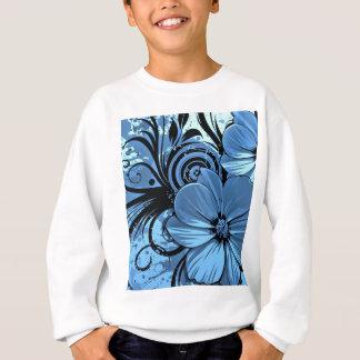 より青い花 スウェットシャツ