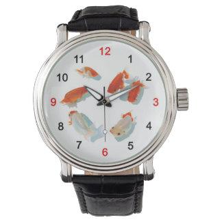 らんちゅうの腕時計,No.02 腕時計