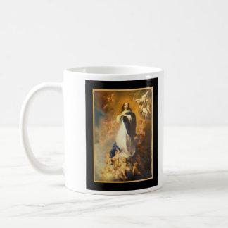 りっぱな物の処女懐胎 コーヒーマグカップ