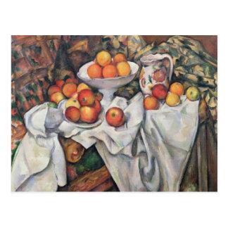 りんごおよびオレンジ1895-1900年 ポストカード