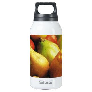 りんごおよびオレンジ 断熱ウォーターボトル
