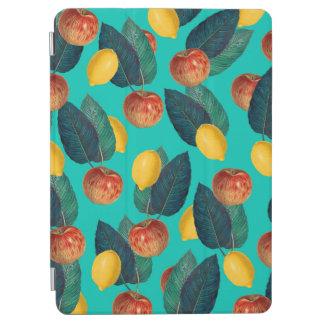 りんごおよびレモンティール(緑がかった色) iPad AIR カバー