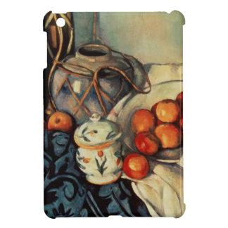 りんごが付いている静物画、1893-94年 iPad MINIケース