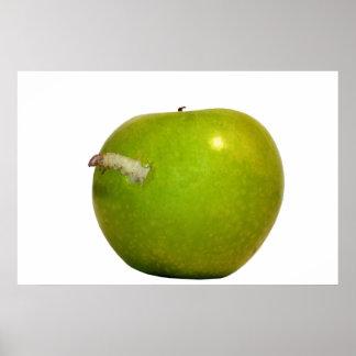 りんごのみみず ポスター