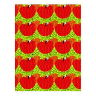 りんごのりんごのりんご ポストカード
