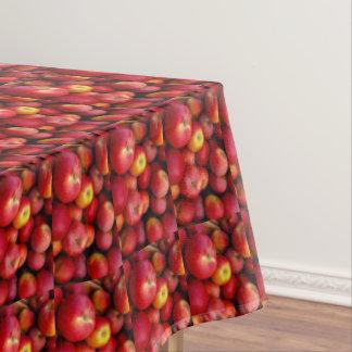 りんごのテーブルクロス テーブルクロス