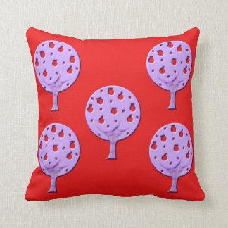 りんごの木のMojoのクッションの枕 クッション