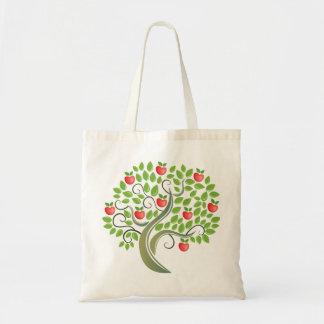 りんごの木 トートバッグ