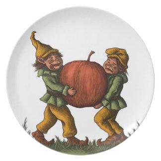 りんごの格言のプレート プレート