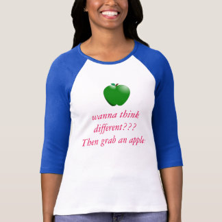 りんごのTシャツ Tシャツ