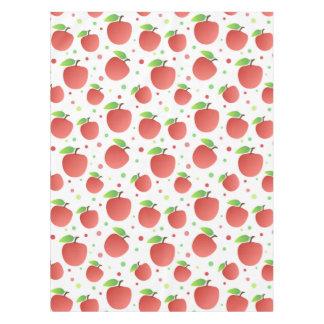 りんごパターン テーブルクロス