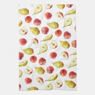 りんご及びナシ キッチンタオル
