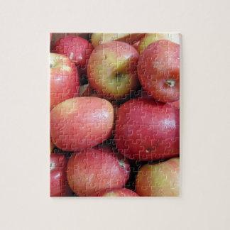 りんご ジグソーパズル